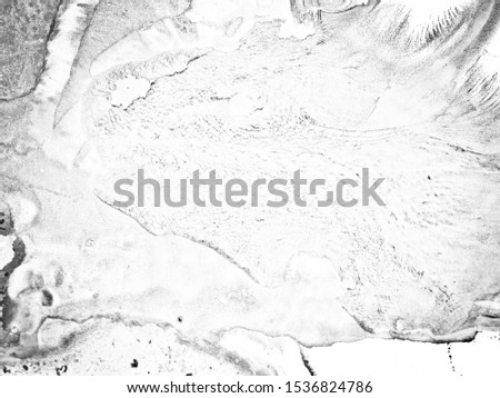 Grainy Watercolor. Dark Unfinished Background. Silver Antique Painting. Black Scrapbook Filter. Grayscale Old Material. White Broken Print. Grime Image. Grey Grainy Watercolor. #1536824786