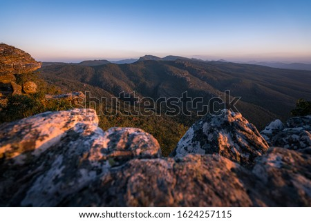 Grampians National Park, Victoria, Australia Stock photo ©