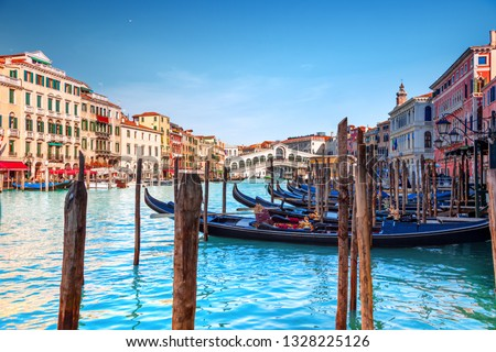 Grand Canal in Venice #1328225126