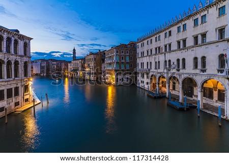 Grand canal,Venice,Italy