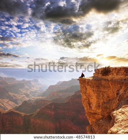Grand Canyon Stock photo ©