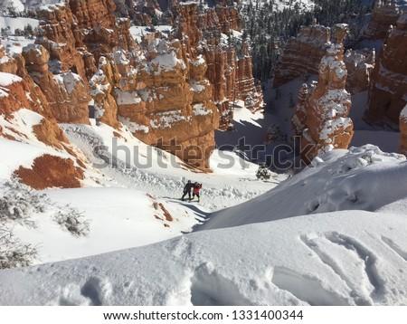 Grand Canyon,Bryce Canyon, Horseshoe Falls