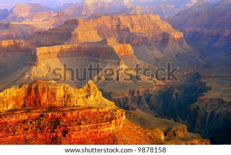Grand canyon colors 2