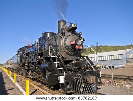 Grand Canyon Express - Steam Locomotive