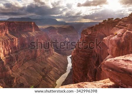 Grand Canyon landscapes #342996398