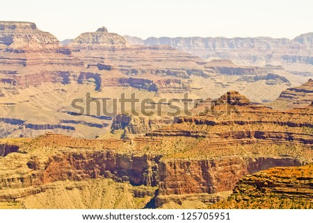 Grand Canyon National Park Landscape