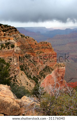 Grand Canyon National Park (South Rim), USA #31176040