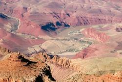 Grand Canyon River Colorado, Arizona