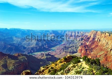 Grand Canyon, South rim.