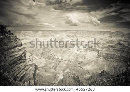 grand canyon  vintage