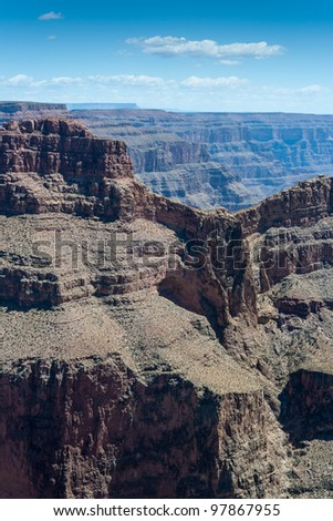 Grand Canyon West, Hualapia Nation