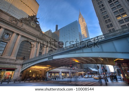 Grand Central - Manhattan - New York