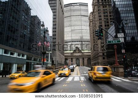Grand Central Station #1038501091