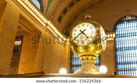 Grand Central Terminal Clock #156224366