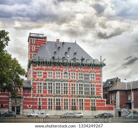 Grand Curtius. The museum complex of art and history of the Liege region brings together several museums in one.