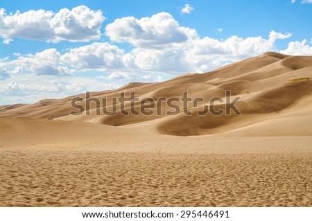 Grand Desert at Great Sand Dunes National Park #295446491