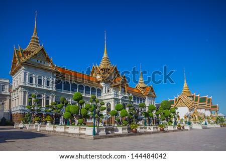 Grand palace bangkok, THAILLAND #144484042
