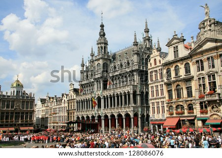Grand-Place in Brussels