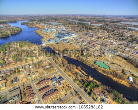 Grand Rapids is a Minnesota Town on the Mississippi River centered around a Paper Mill
