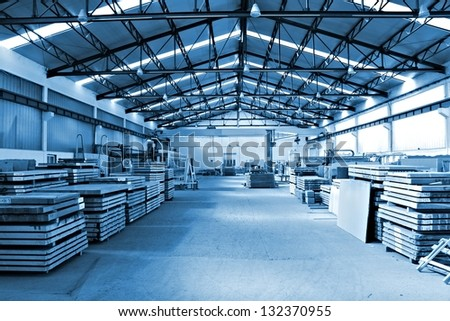 Granite storage / Warehouse / Granite