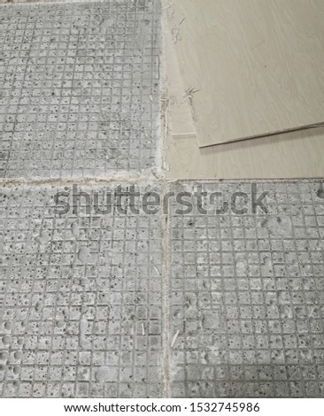 granite tiles with cement for tiles work #1532745986