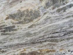 Granite - White Gray Black Gold Brown Strata -  Wide