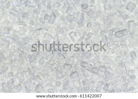 granulated sugar / granulated sugar
