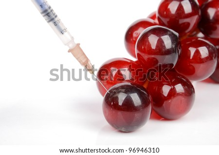 Grape and health care