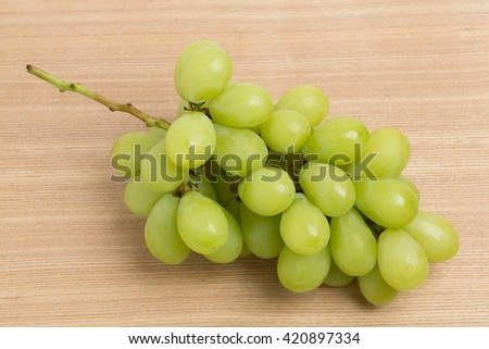 Grape Rosario Bianco #420897334