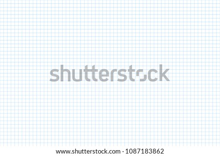 graph paper. seamless pattern. architect background. millimeter grid.  illustration
