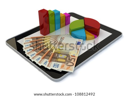 Graphic pad euro