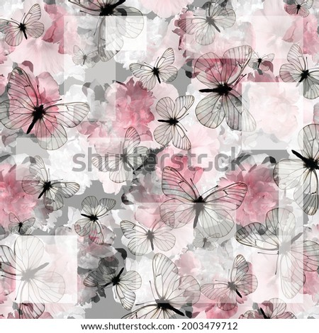 Graphic Rad: Textile and Scarf Design and Printing Group Zdjęcia stock ©