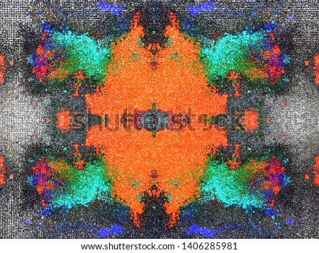 graphic textural color background; geometric pattern Сток-фото ©