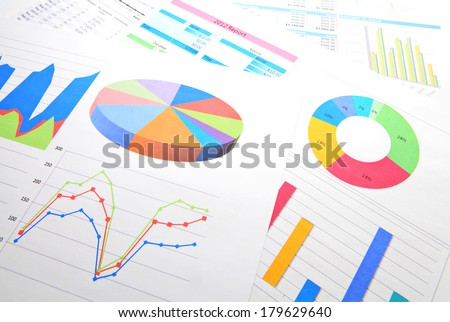 Graphical chart analysis