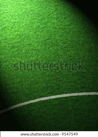 Grass background in light (background, wallpaper, flyer...)