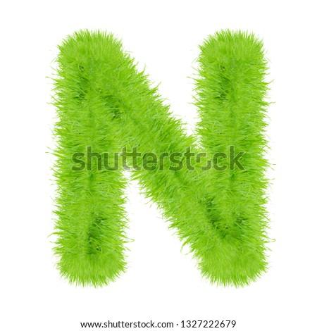 8e182079f Grass letter