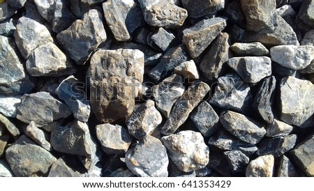 Gravel or crushed stone #641353429