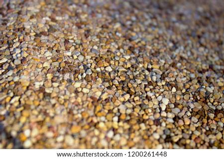 Gravel surface surface Gravel surface #1200261448