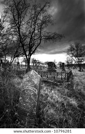 Graveyard Scene 2