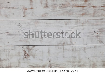 Gray and white shabby wooden plank surface