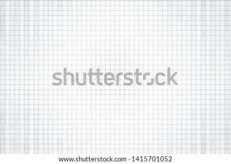 Gray background in a small cell. Tile, mosaic. Vector modern background for posters, brochures, sites, web, cards, interior design