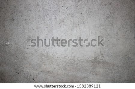 Gray beton concrete wall, abstract background photo texture Stockfoto ©