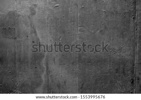 Gray beton concrete wall, abstract, grunge cement  background photo texture Stockfoto ©