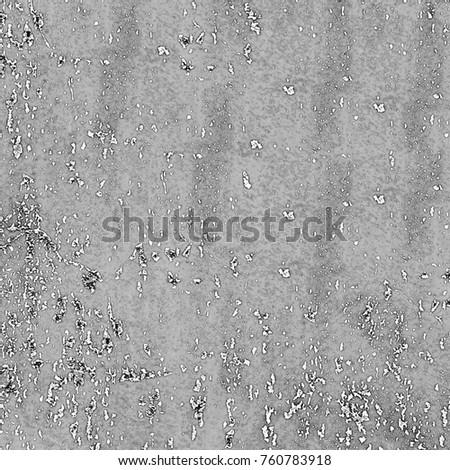 Gray, black, dark, abstract background. Texture dark grunge pattern. Monochrome old surface stained #760783918