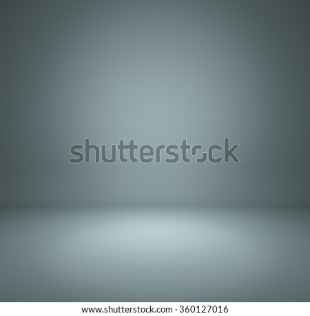 gray blue gradient abstract background rendering for display or montage your products by sedat seven