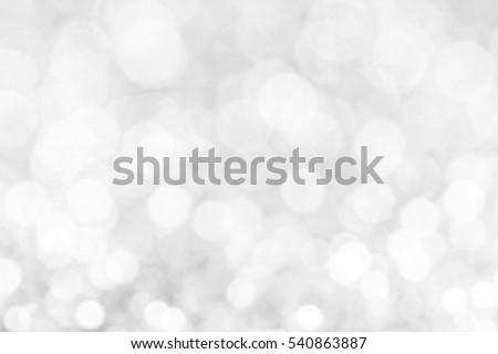 Gray blur bokeh light background #540863887