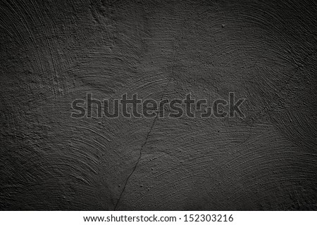 Gray brushed wall background close up texture