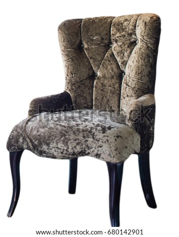 gray chair #680142901