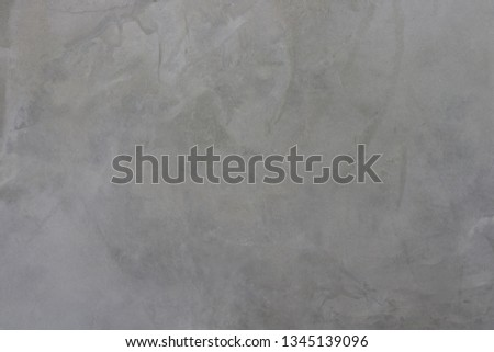 Gray concrete, gray cement background.