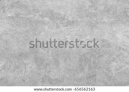 Gray concrete wall, seamless background photo texture Stockfoto ©